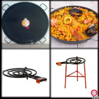 Kit � Paella �maill� pour 50 personnes