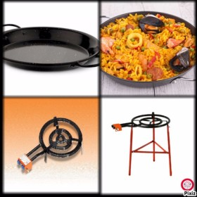 Kit à paella