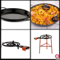 kit paella �maill� 19 personnes